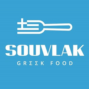 Souvlak Greek Food