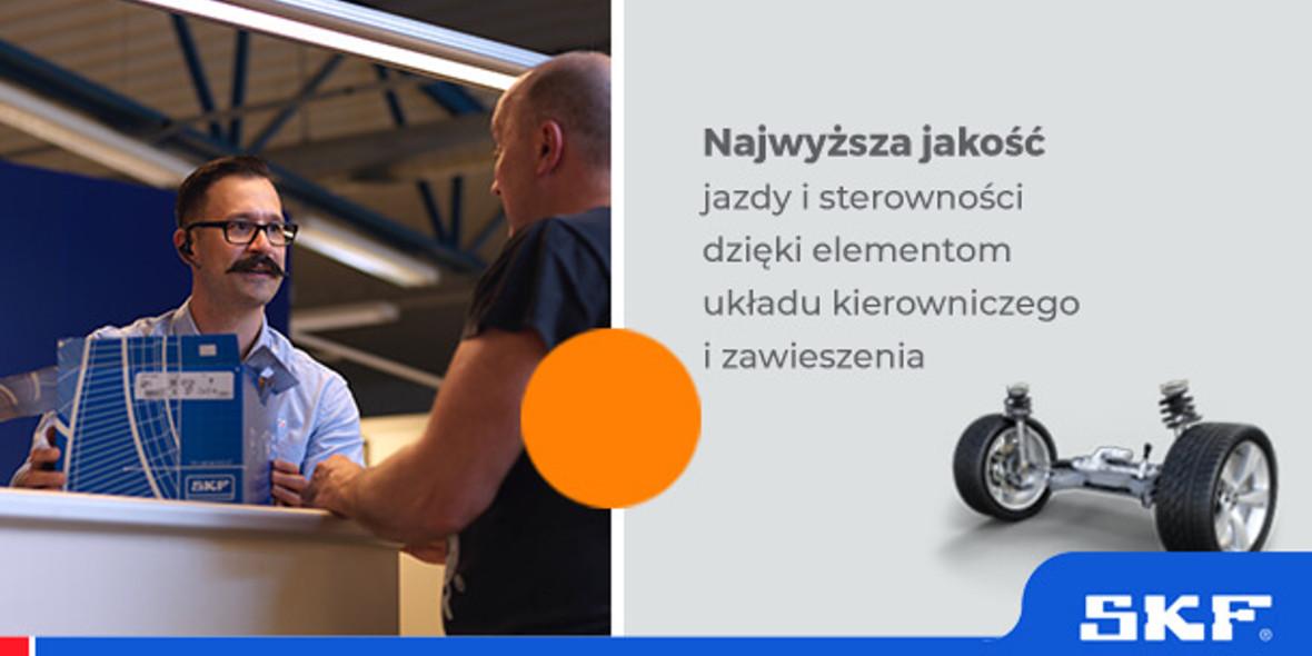 Nowe produkty SKF na iParts!