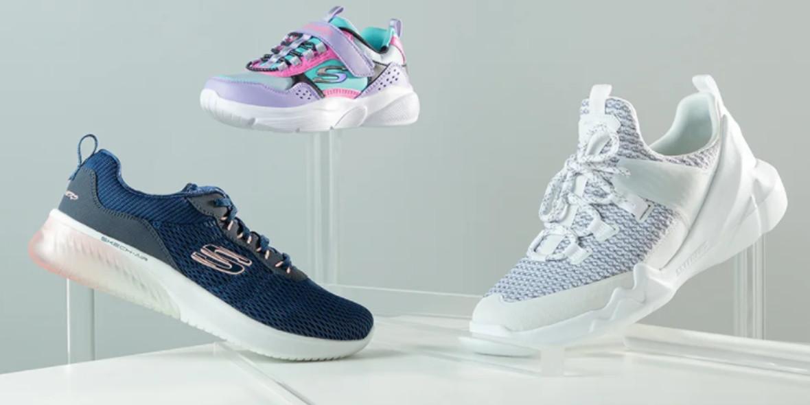 Zalando Lounge: Do -75% na obuwie Skechers