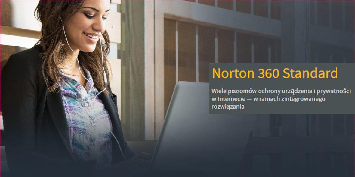 Norton: -51% na Norton 360 standard