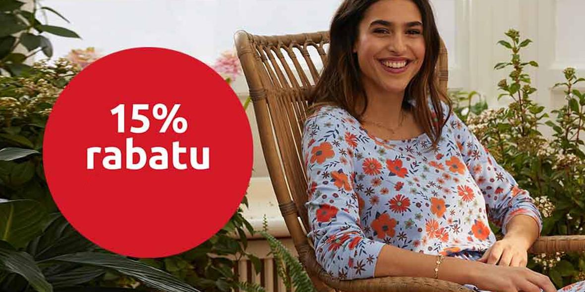 Bonprix: Kod: -15% na zakupy 11.04.2021