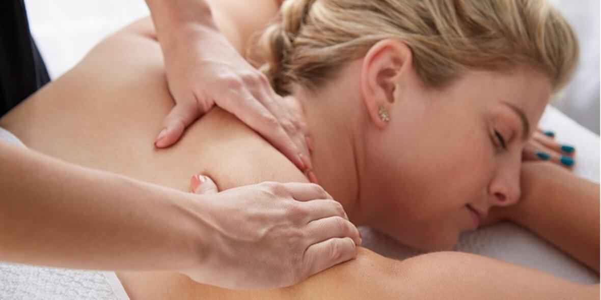 na wybrany masaż całego ciała