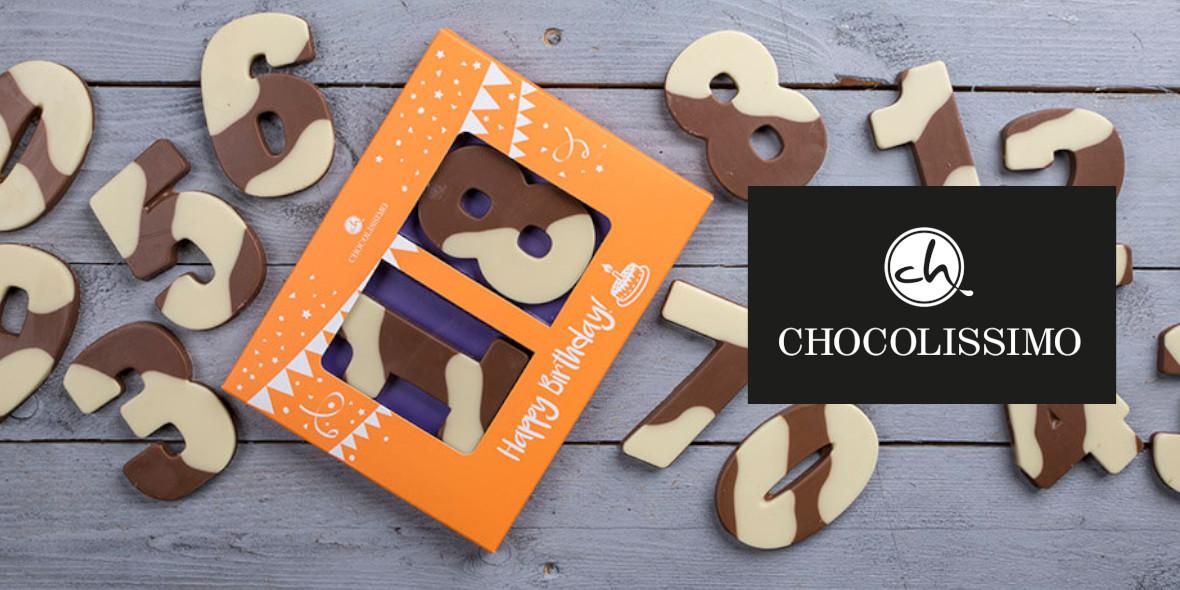 Chocolissimo:  Idealny prezent na każdą okazję z Chocolissimo 14.04.2021