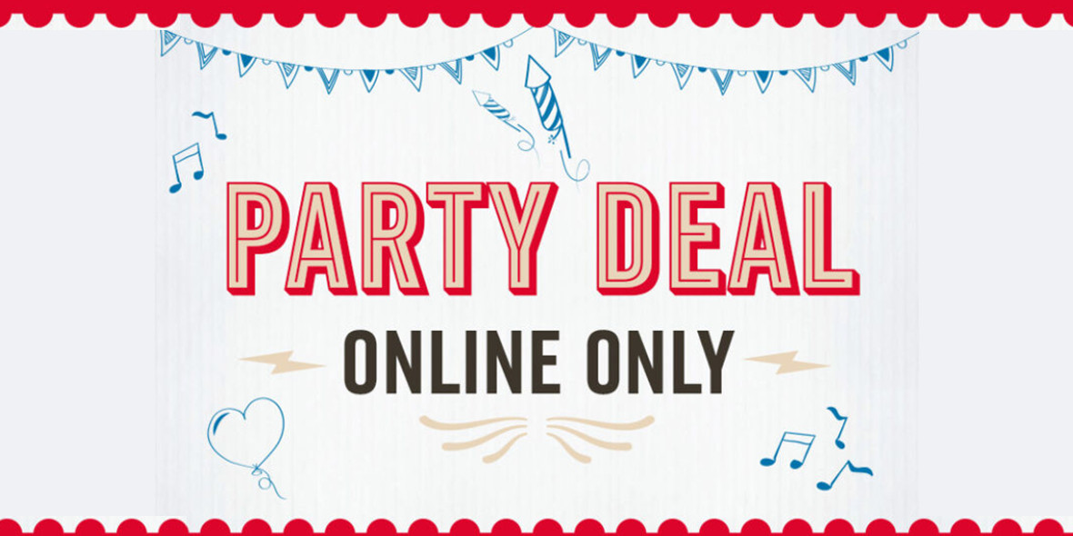 za Party Deal