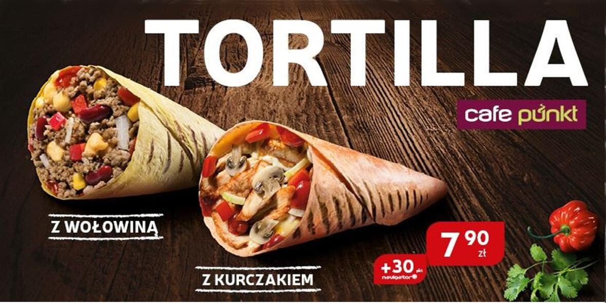 Zakręcone nowości - tortille