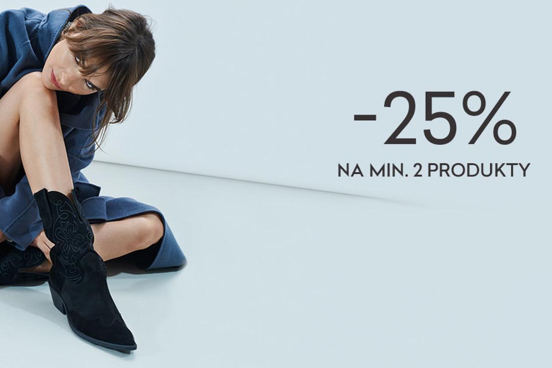 Kod: -25% na min. 2 produkty