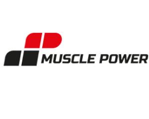 Logo Muscle Power