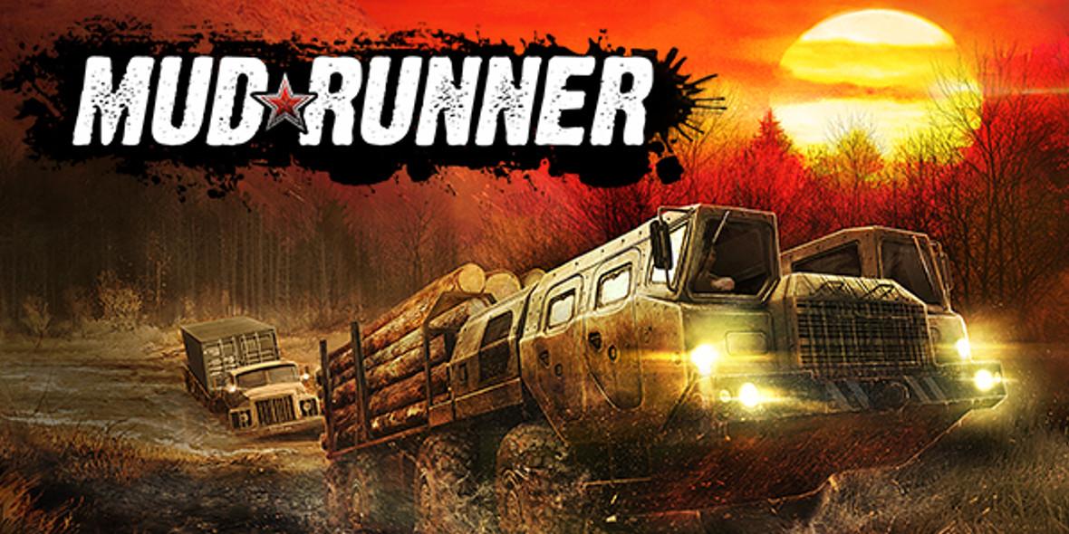 Epic Games: Za darmo MudRunner 01.01.0001