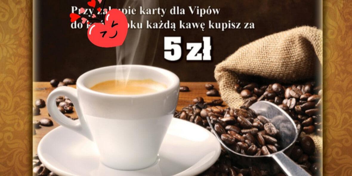 za kawę