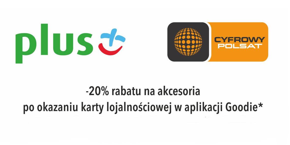 Cyfrowy Polsat: -20% na akcesoria