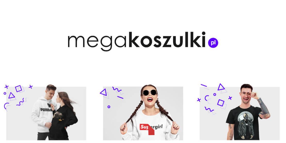 MegaKoszulki.pl: Kod: -10% na cały asortyment 02.08.2021