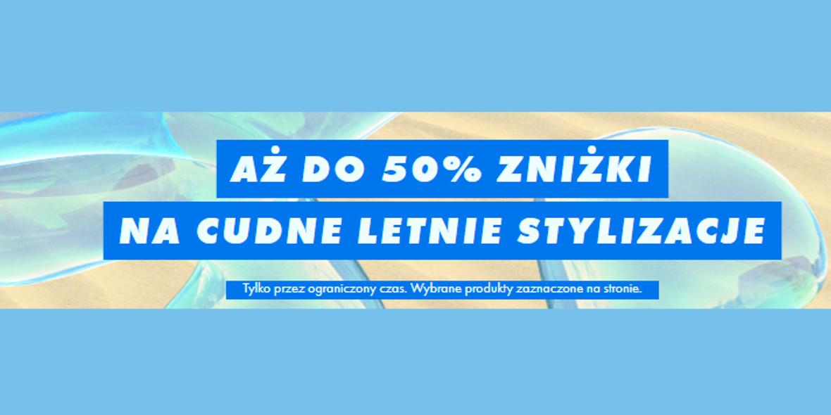Asos.com: Do -50% na letnie stylizacje 04.08.2021