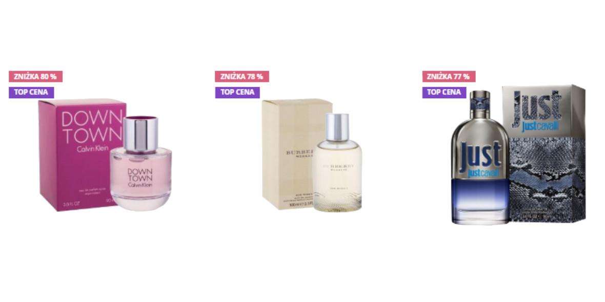 na perfumy w pojemności XXL