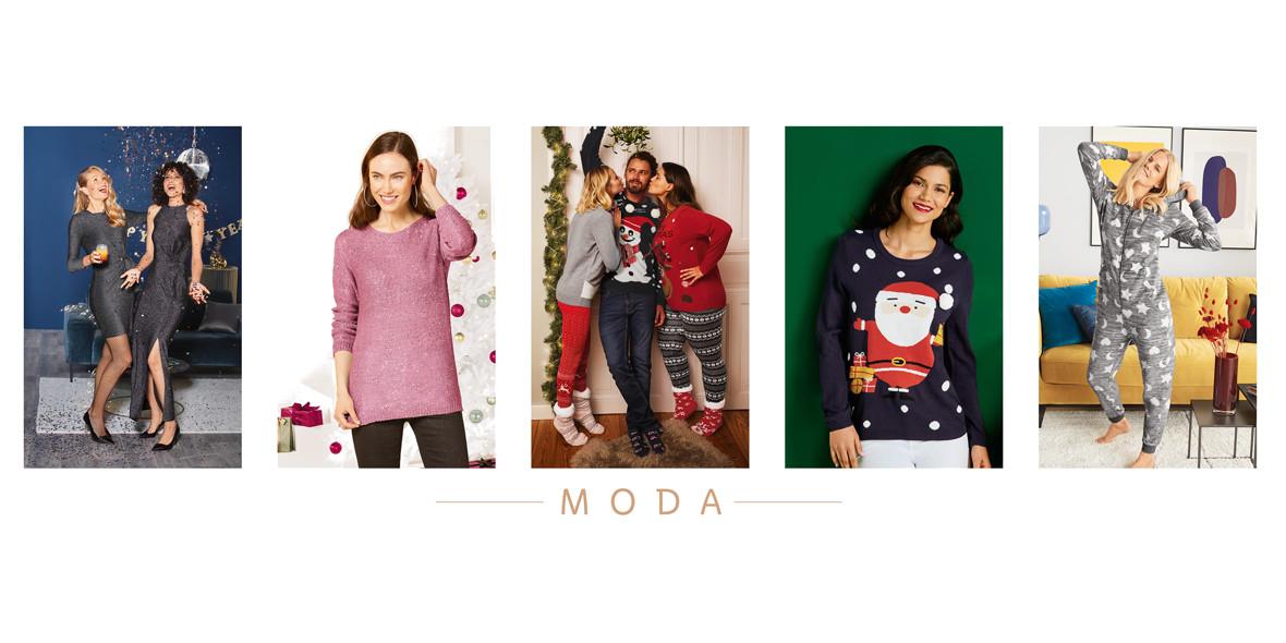 Moda świąteczna