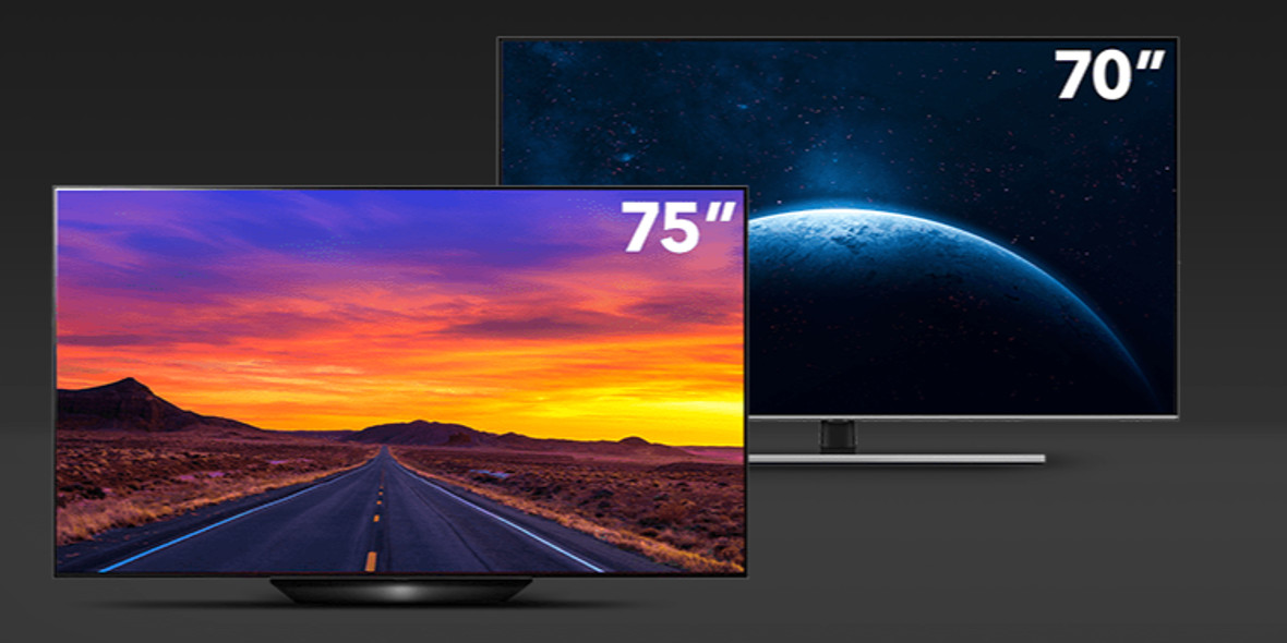 RTV EURO AGD:  Duże telewizory premium 10.11.2020