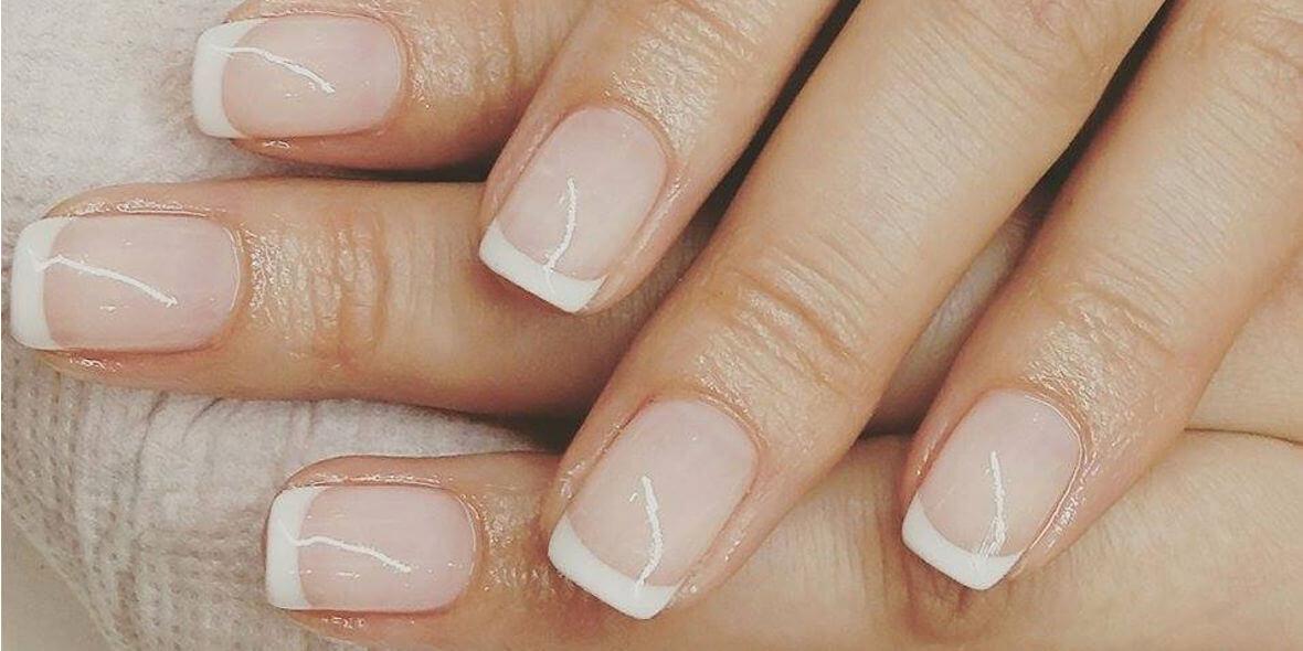 85 zł za manicure Gel Color OPI French