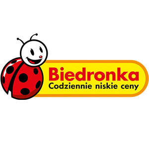 Logo Biedronka