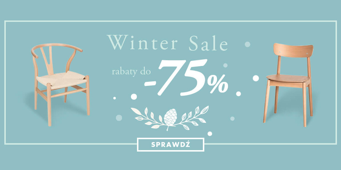 Dkwadrat: Do -75% na Winter Sale