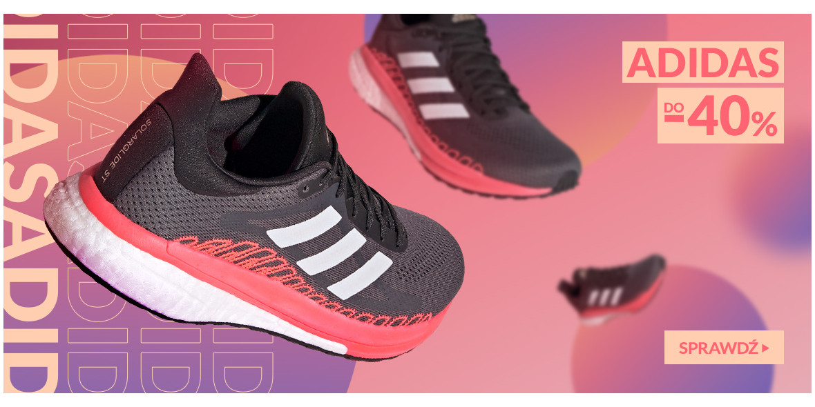 RunnersClub.pl: Do -40% na markę adidas