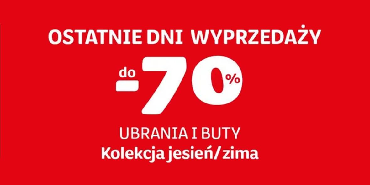 Smyk: Do -70% na kategorię: Ubrania i Buty 04.01.2021