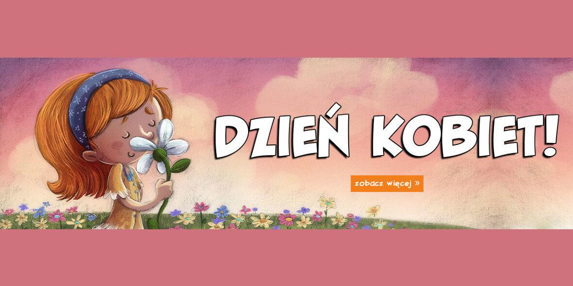 Egmont.pl: Do -25% na Dzień Kobiet 02.03.2021