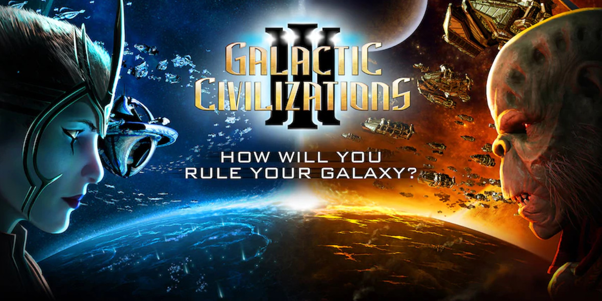 Epic Games: Darmowa gra Galactic Civilizations III 21.01.2021