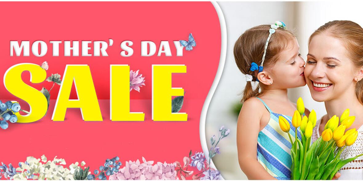 za zakupy z okazji Dnia Matki