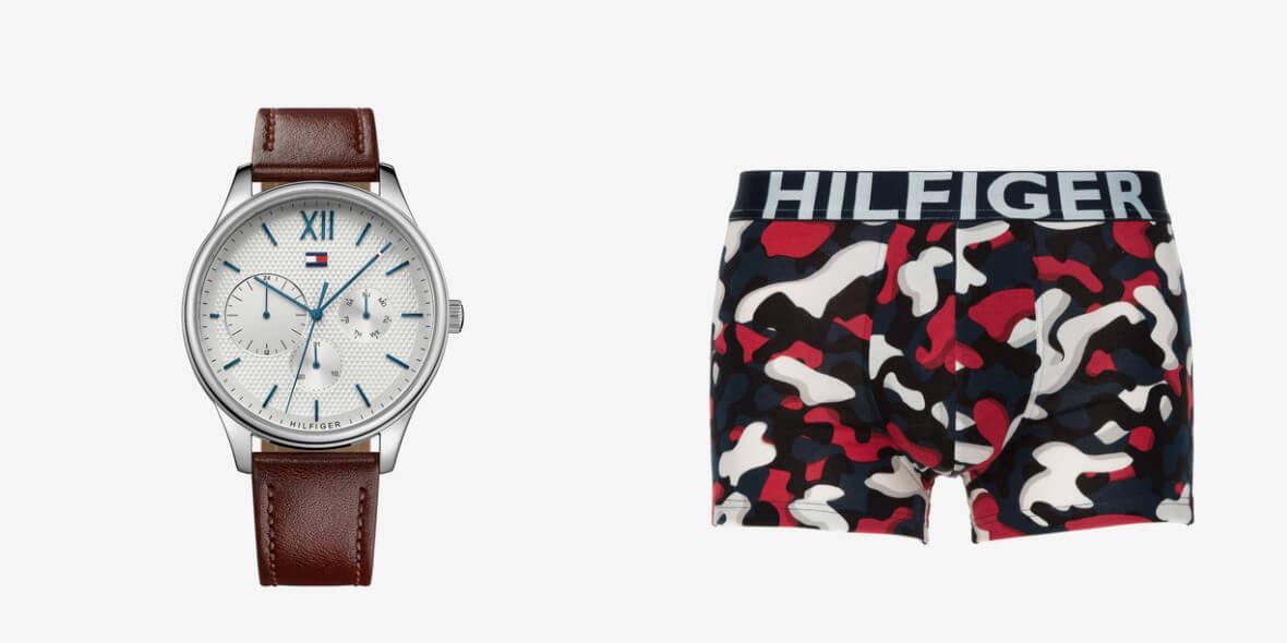 na wybrane produkty marki Tommy Hilfiger