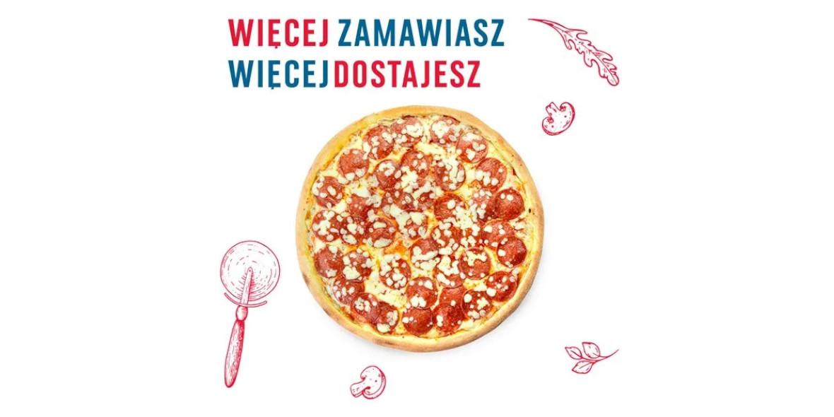Domino's Pizza: -30% na jedną pizzę