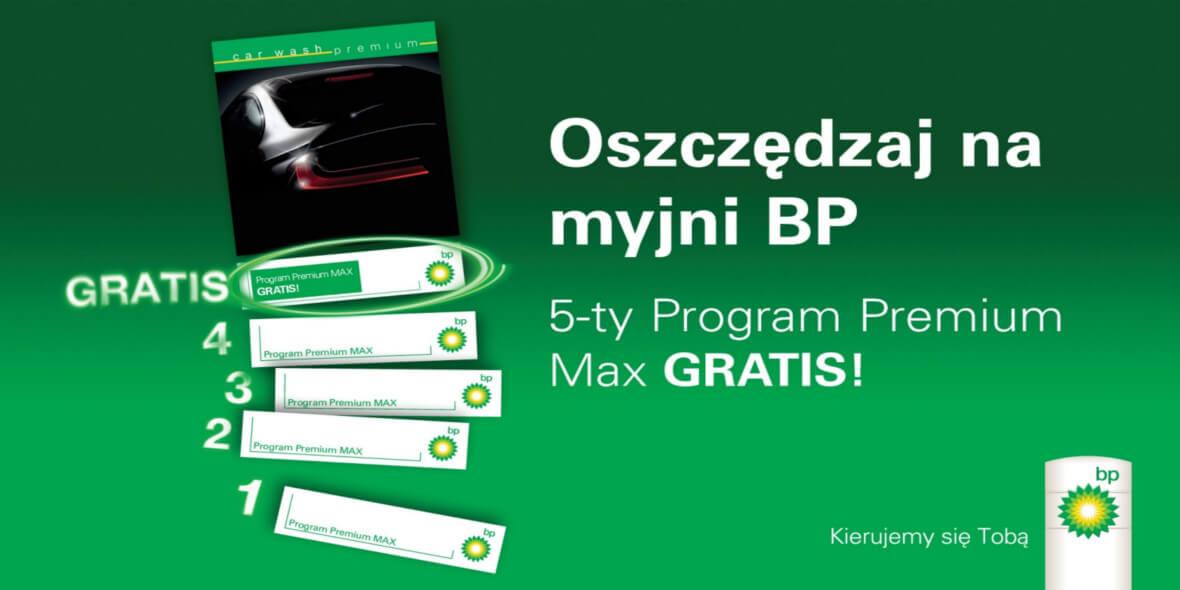 Oszczędzaj na myjni BP