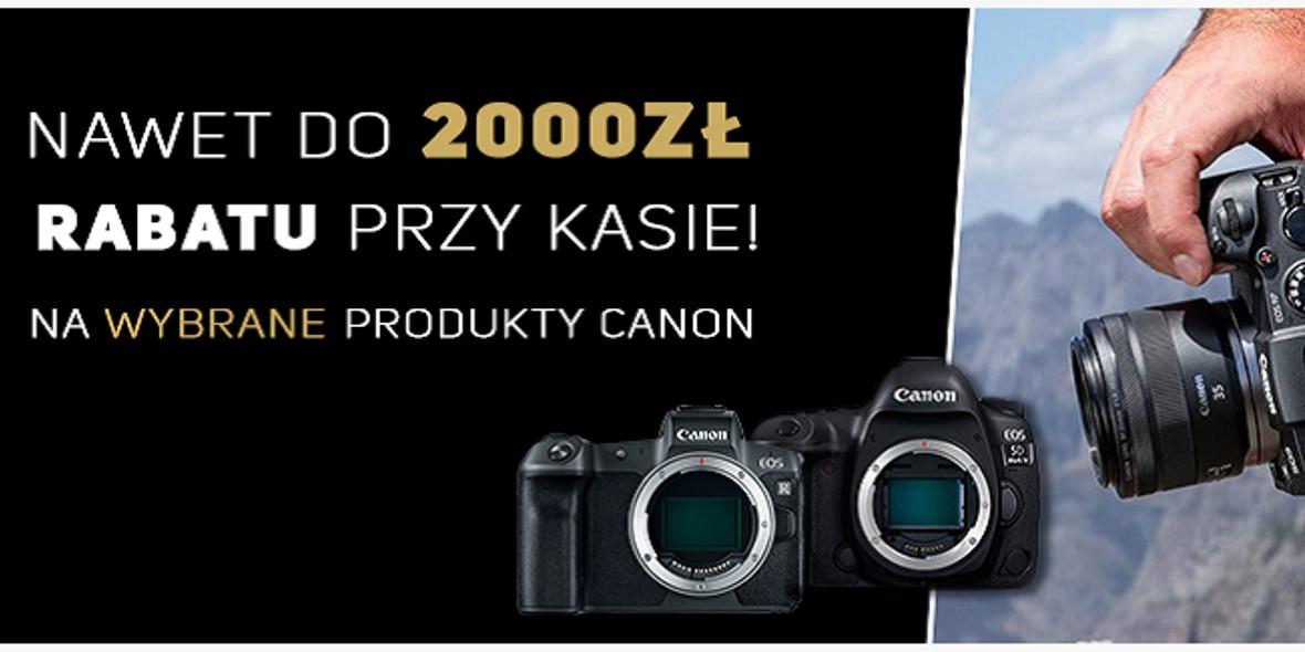 na produkty Canon