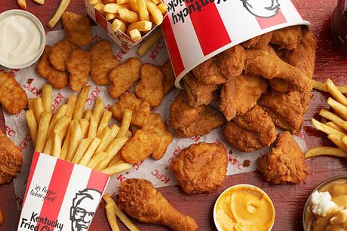 KFC: Nowe kupony KFC