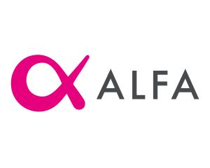 Logo Alfa Centrum Białystok