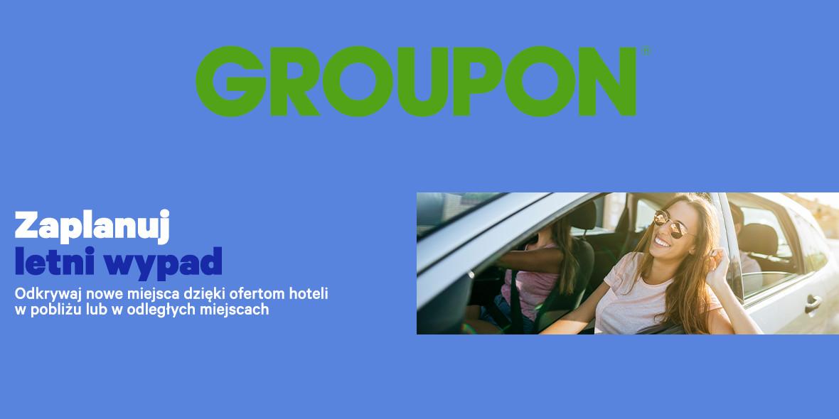 Groupon.pl: Nawet -71% na letni wypad 14.07.2021
