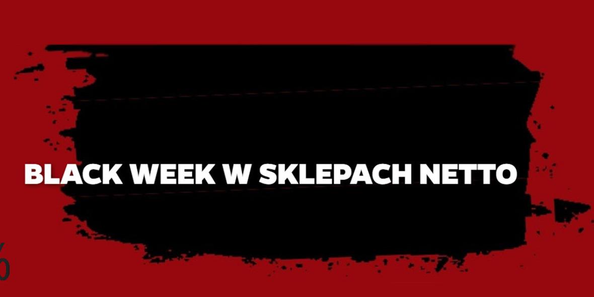 Netto:  Black Week w Netto 23.11.2020