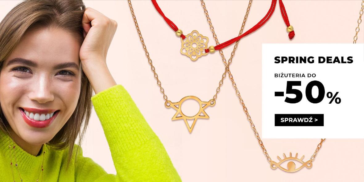 Picky Pica: Do -50% na biżuterię