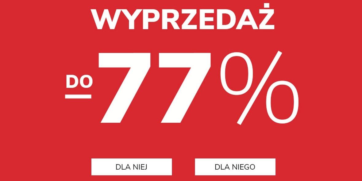 House:  Do -77% na wyprzedaży 24.07.2021