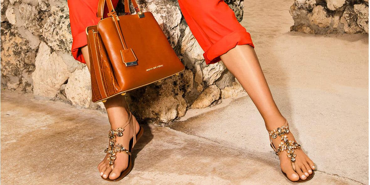 na obuwie i torebki
