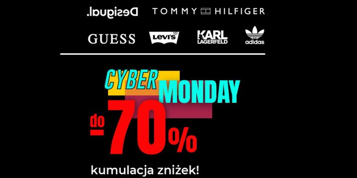 Answear.com: Do -70% na Cyber Monday 01.01.0001