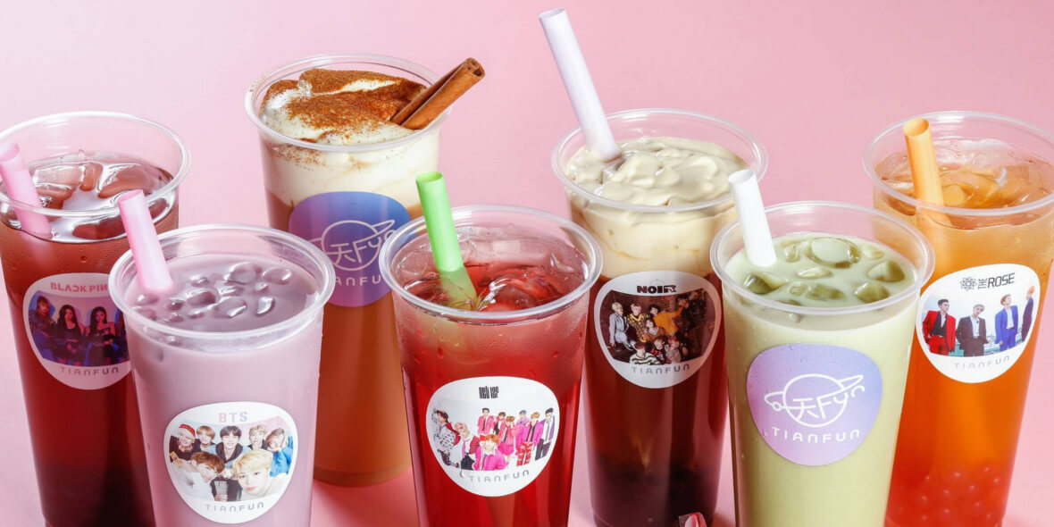 Tian Fun: -20% na bubble tea 03.09.2020