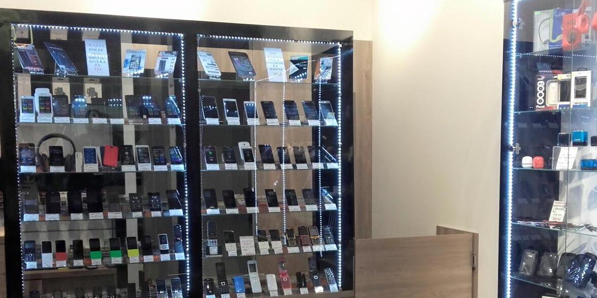 Galeria Telefonów: 10 zł za szkło hartowane 20.01.2020