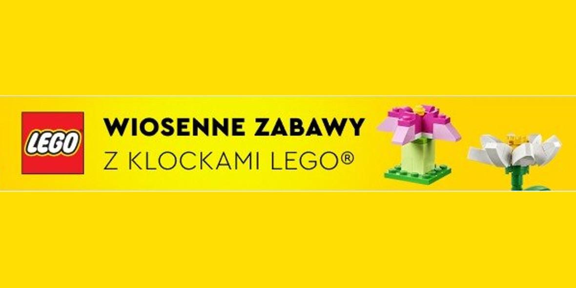 Media Expert:  Wiosenne zabawy z klockami LEGO® 13.04.2021