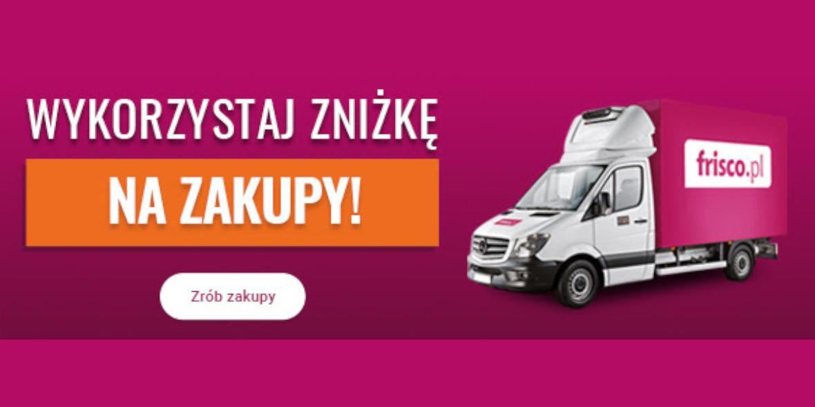 Frisco: Do -30 zł z kodami na Frisco.pl 07.06.2021