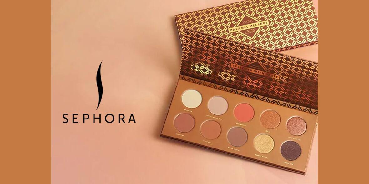 Sephora: -30% na paletę cieni do powiek 02.03.2021