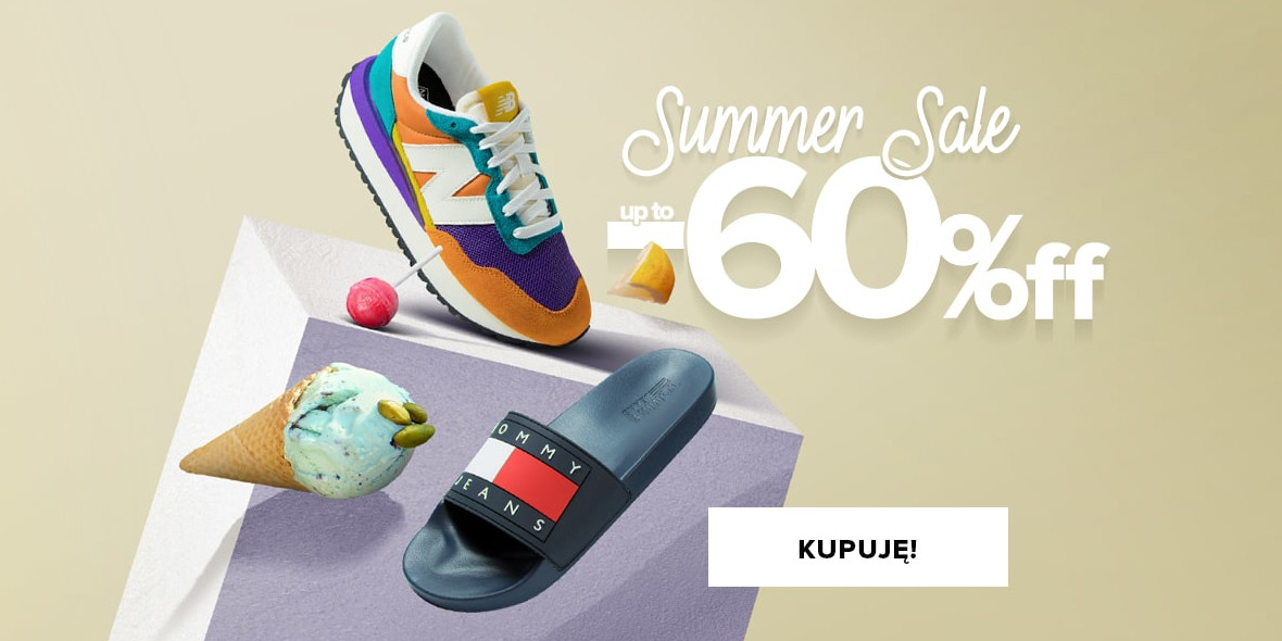 StreetStyle24 PL: Do -60% na Summer Sale