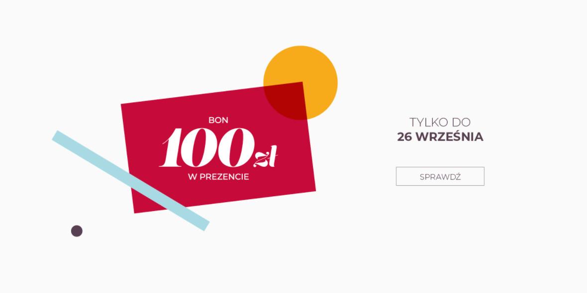 home&you:  W prezencie bon 100 zł 26.08.2021