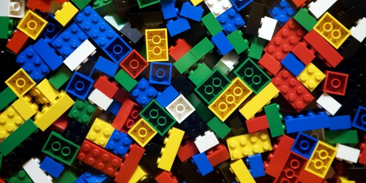 na LEGO