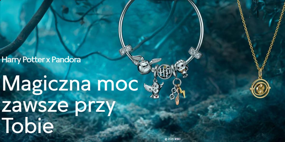 Pandora:  Kolekcja biżuterii Harry Potter x Pandora 22.02.2021