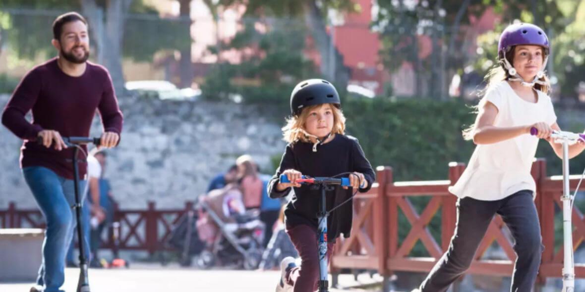Decathlon: Do -30% na hulajnogi dla dorosłych i dzieci 01.06.2021