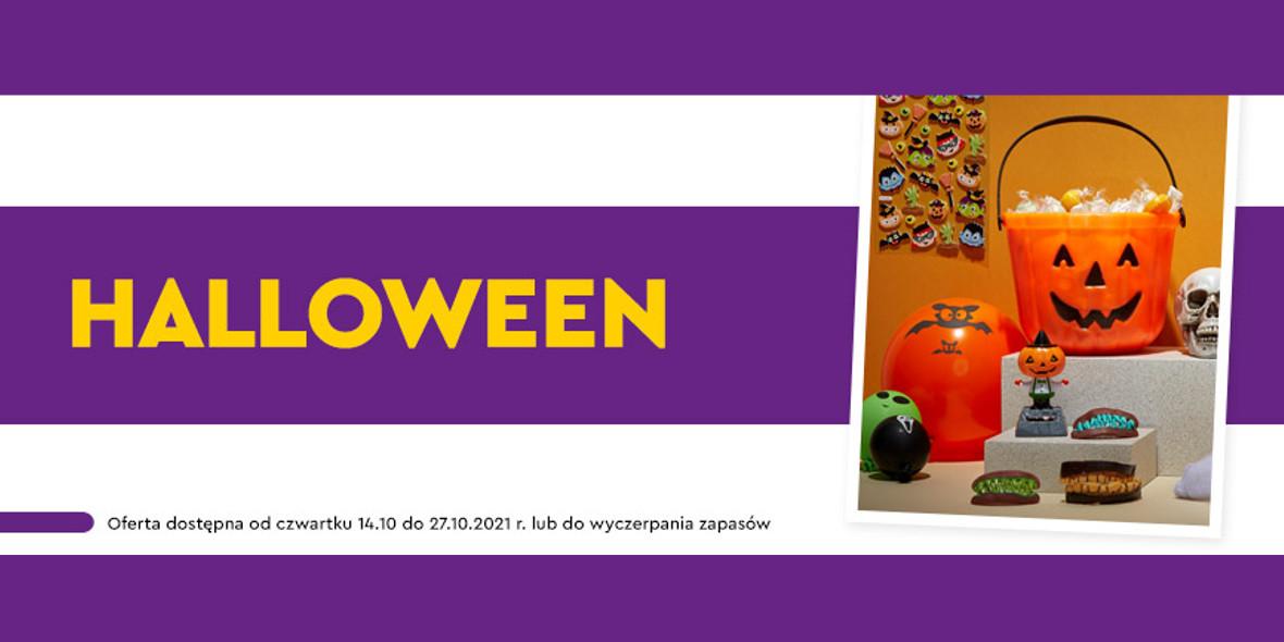 Biedronka: Od 3,99 zł za dekoracje i akcesoria na Halloween 14.10.2021